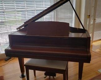 YAMAHA NIPPON GAKKI PIANO
