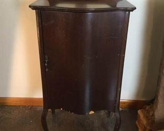Vintage Larkin Co. Music Cabinet https://ctbids.com/#!/description/share/361866