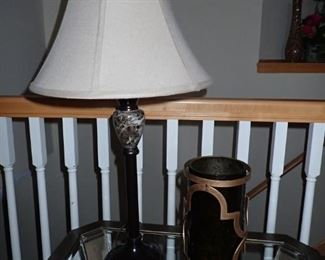 TABLE LAMP - CANDLE