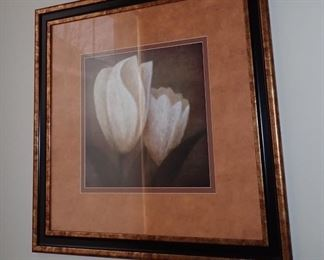 SET OF THREE FRAMED PICTURES