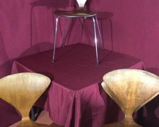 Authentic Vintage Cherner Chairs https://ctbids.com/#!/description/share/361895