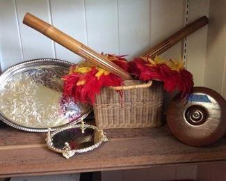 WST032 Hawaiian Hula Implements & More