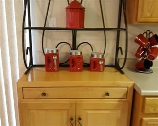 has a matching dinning set to be sold separately $150
