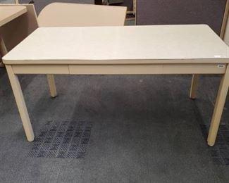 Vintage Formica Top Desk