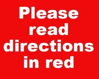 Please read