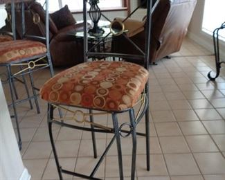 4 of these bar stools