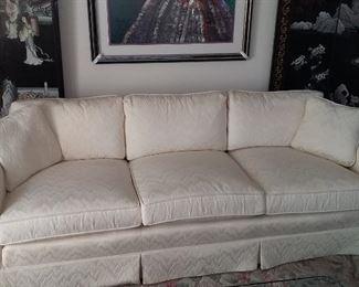 Formal Lee Upholstered Sofa