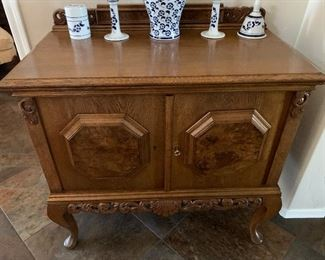 Another buffet server to go with the dining room set!