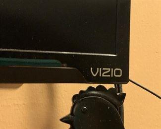 Vizio flat screen television