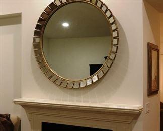 48 Mantle Mirror