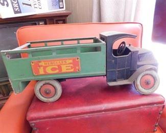 Chein Hercules Ice Truck
