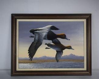 Robert Hautman Original Oil