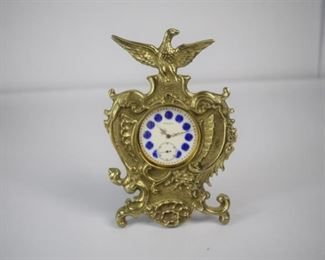 Enigma Pocket Watch & Stand