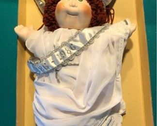 Cabbage Patch Doll, Porcelain Collection