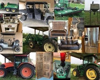 1 A Normangee Ranch Collage