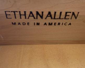 """Ethan Allen sideboard (63""""W x 19""""D x 40""""T) - $950 or best offer"""