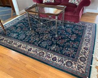 Area Rug (9ft x 6ft) - $450 or best offer