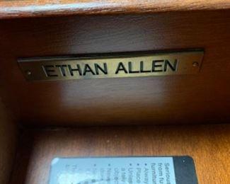 "Ethan Allen chest (33""W x 17""D x 29.5""T) - $450 or best offer"
