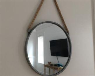 """Mirror (17.5""""W) - $75 or best offer"""