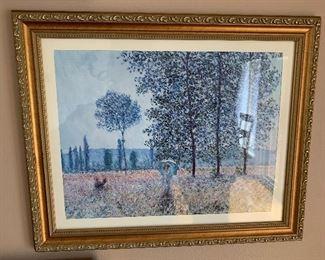 """Custom art (16""""W x 13""""T) - $40 or best offer"""