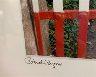 """Patrick Byrne photography (12.5""""W x 15.5""""T) - $100 or best offer"""