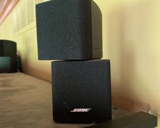 Bose  surround sound with 5 speakers and subwoofer- $500 or best offer