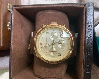 Michael Kors watch - $60 Or best offer