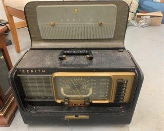 Antique Zenith Radio - $140 or best offer