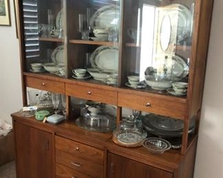 Mid Century Modern China display cabinet