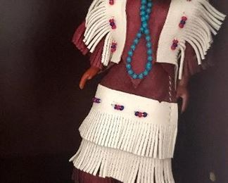 $20 - Heritage Doll by the Oglala Sioux