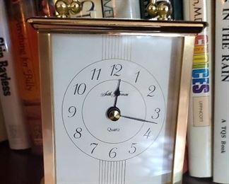 $30 - Seth Thomas Desk Clock