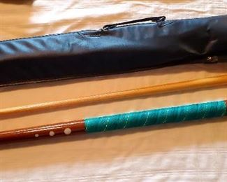 "$50 - 19 oz 57"" Pool Cue w/ Bag"