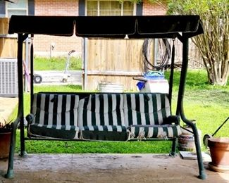 $100 - Patio Swing