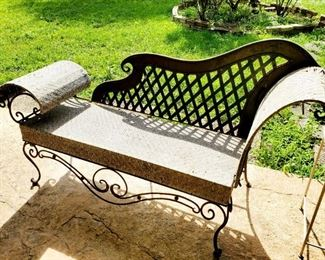 $80 - Patio Chaise Lounge