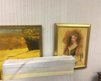 Sidney King Paintings