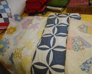 ... quilts to match your mood