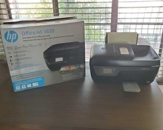 Officejet 3830 with Orginal Box With Orginal Box and power cord