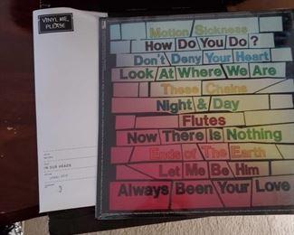 Vinyl Me Record Never opened