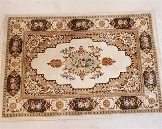 """Hand Woven Rug Measures Approx 48.5""""×73"""""""