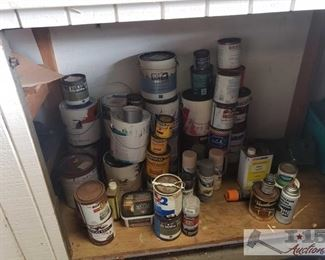 Wood Finish, Paint, Clear Varnish, Wood Stain and More!