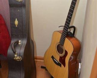 1994 Taylor 510 acoustic/electric guitar