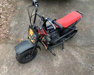GasPowered MotoVox Scooter