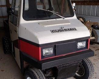 Cushman Truckster