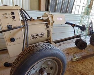 Generac - PTO Generator
