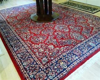 Beautiful wool Oriental rug