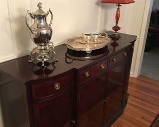 Baker Charleston Collection Mahogany Server Sideboard Buffet...$1,100