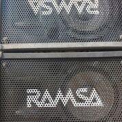 Ramsa Professional speaker system