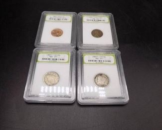 Lot of Vintage Coins
