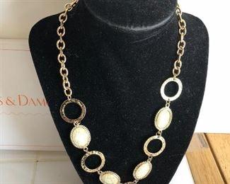 New Draper's & Damons necklace