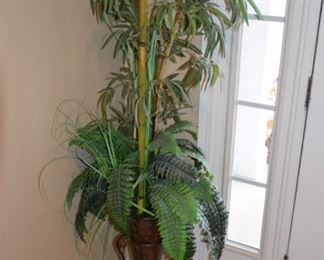 Artificial tree 1 of 2pc set $10 both for $20